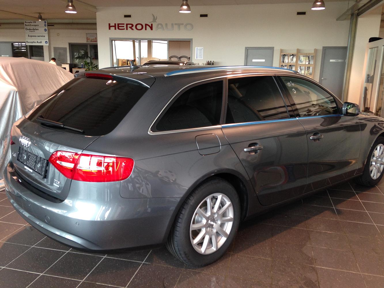Audi A4 avant NA