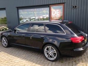 Audi A6 avant blindering ramen NA