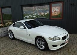BMW Z4 coupé blindering ramen 02