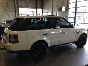 Land Rover Vogue blindering ramen 02