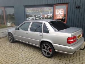 Volvo 850 grijs blindering ramen