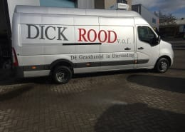 Dick Rood reclame