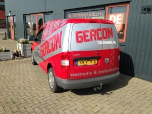 Gercon reclame
