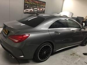 Mercedes CLA blinderen ramen-1